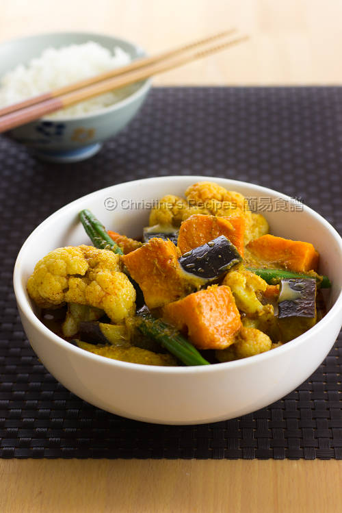 Mixed Vegetable Curry01