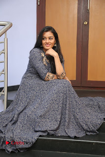 athri Stills in Long Dress at Pizza 2 Audio Launch ~ Celebs Next
