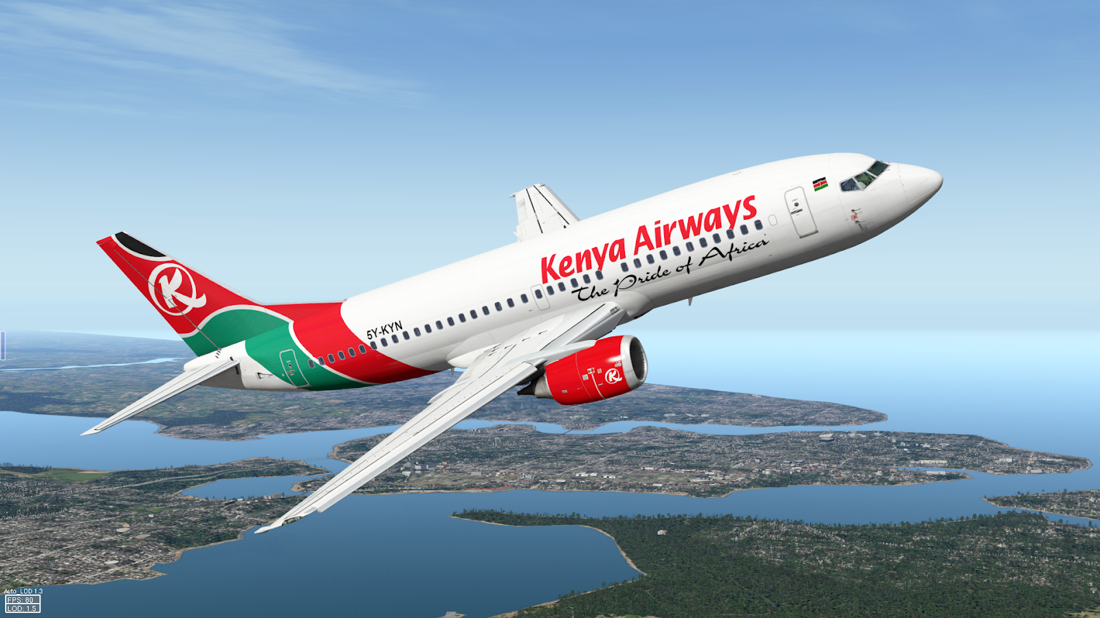 Keep Off JKIA, Kenya Airways Warns Its Customers
