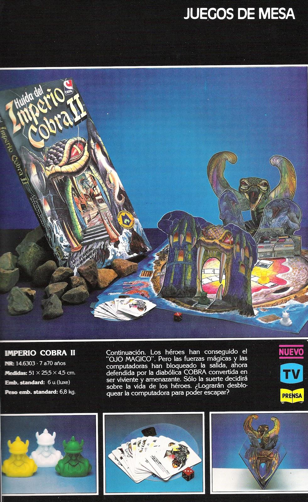 El Espanol Que Invento El Imperio Cobra Y Todos Los Juegos De Mesa