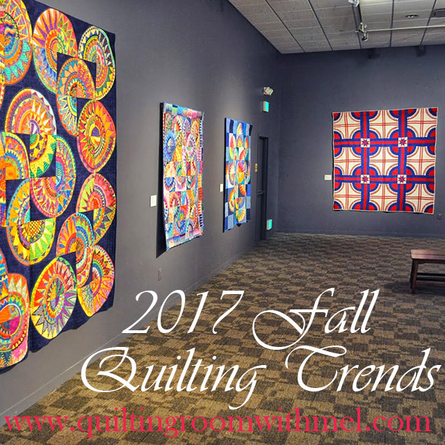 2017 fall quilt trends