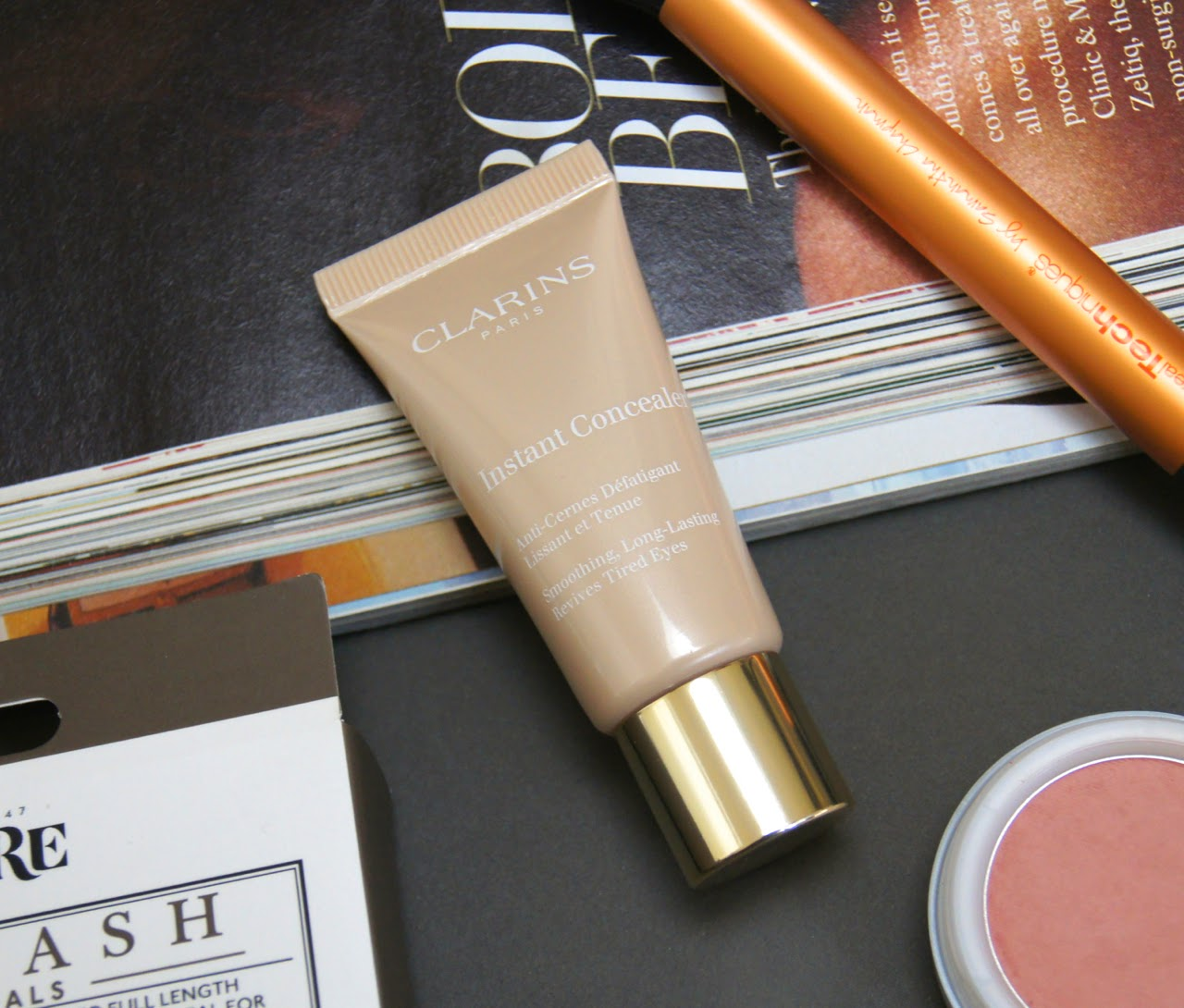 clarins instant under-eye concealer review