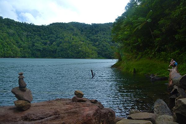 Balinsasayao, Danao — the Twin Lakes of Sibulan, Negros Oriental