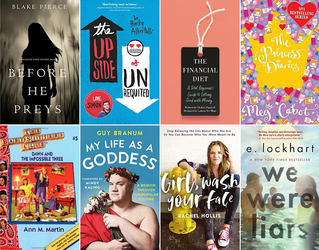 I probably won't hit 100 books this year, & that's OK. I'm trying to focus  on quality over quantity, reading things I enjoy & want to be reading, ...