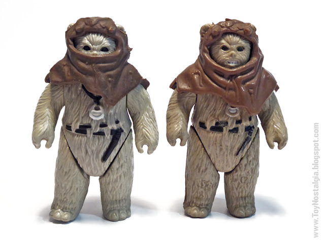Chief chirpa Ewok TOP TOYS - Return of the Jedi - Argentina