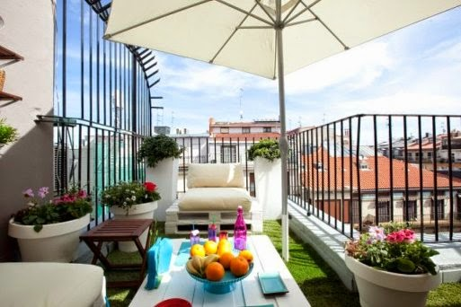 deco creamos un decolook de terraza low cost virlova style. Black Bedroom Furniture Sets. Home Design Ideas