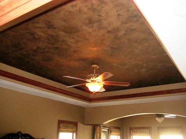 Plafon Tray (Tray Ceiling)