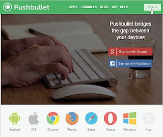 pushbullet_02_signIn