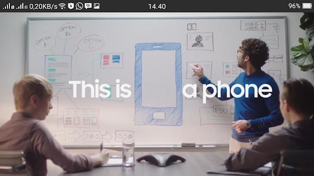Resmi, inilah video tease Samsung Galaxy S8
