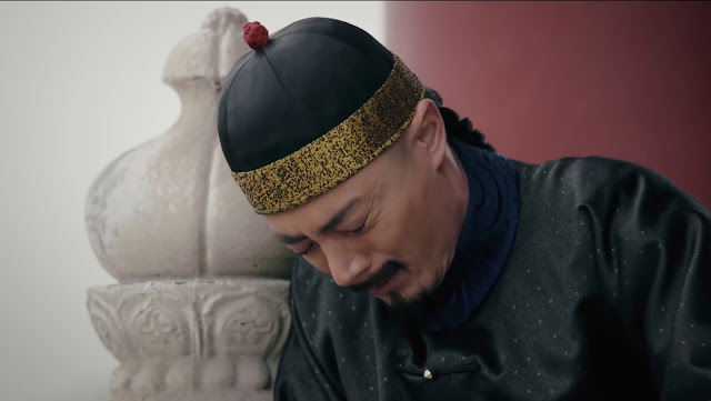 Ending Ruyi's Royal Love in the Palace Wallace Huo
