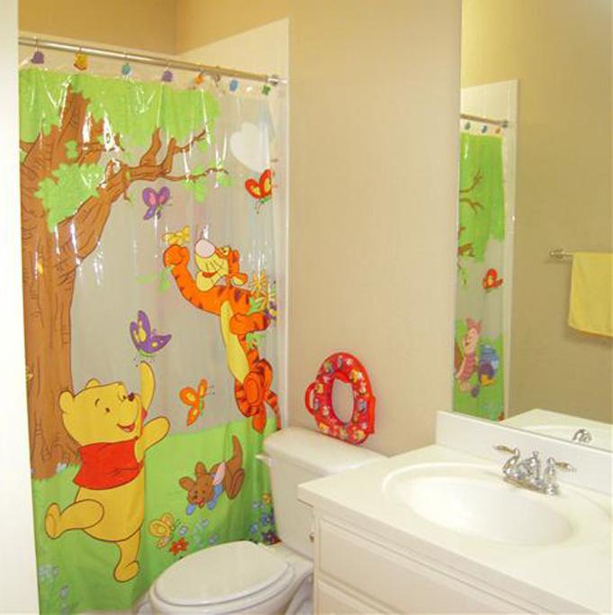 Model kamar mandi anak  Desain Kamar Mandi