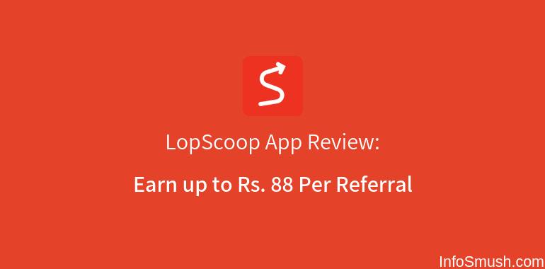 lopscoop app