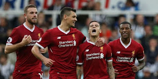 Liverpool vs Newcastle Live Streaming online Today 03.03.2018 England Premier League
