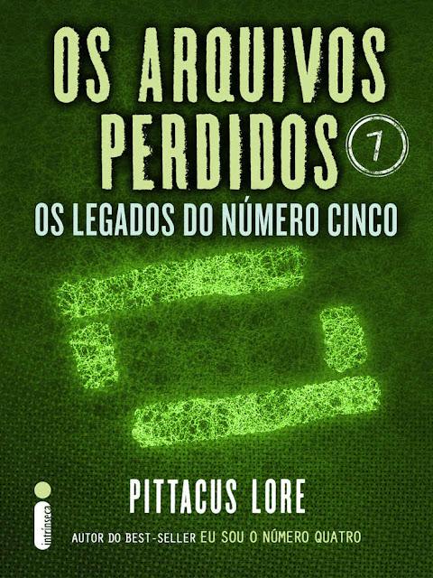 Os Arquivos Perdidos 7 Pittacus Lore