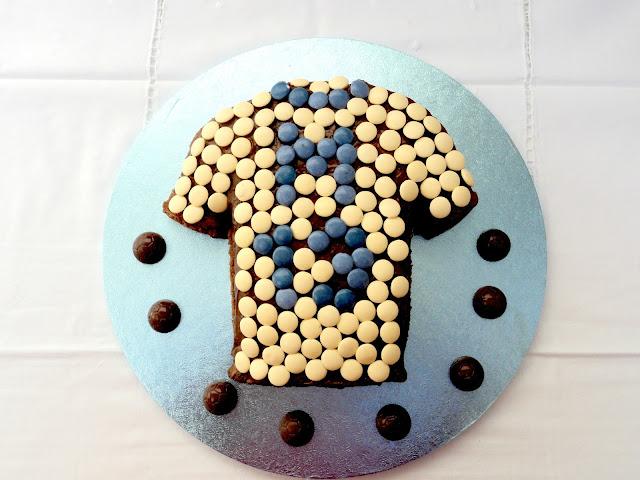 tarta-camisete-futbol-chocolate-nutella-presentacion