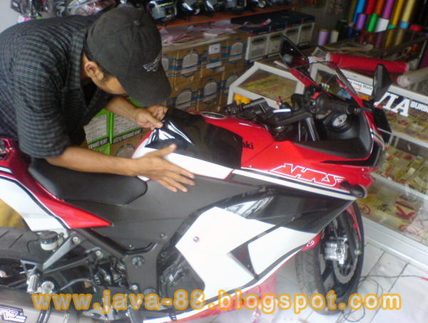 Biar Cutting Sticker Awet | Gilamotor