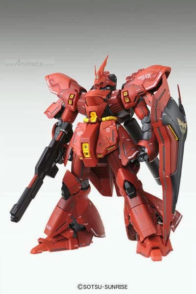 MODEL KIT SAZABI MSN-04 Ver. Ka MASTER GRADE (MG) 1/100 CHAR'S COUNTER ATTACK BANDAI