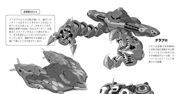 Grabro [Gundam Thunderbolt ver.]