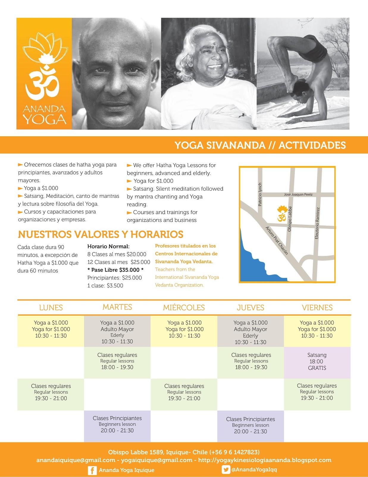 CURSO DE HATHA YOGA para PRINCIPIANTES. NOVIEMBRE 2016  0ae1b9b8b346