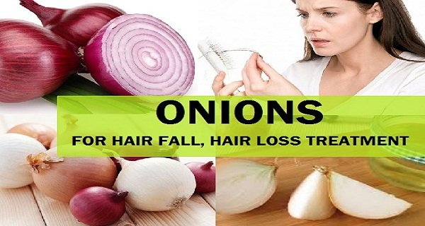 onions for hair loss
