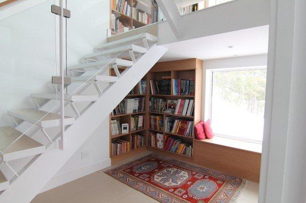 Model Tangga Rumah Minimalis dan Unik