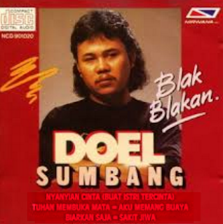Doel Sumbang MP3 Full Album Tahun 80an