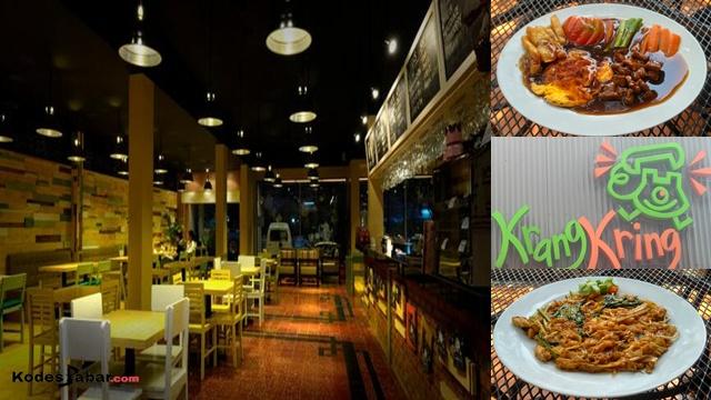 Krang Kring Foodcourt Bandung