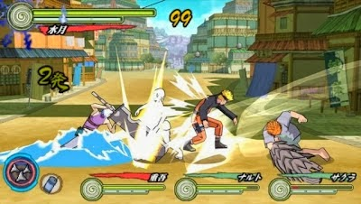 Naruto Fight: Shadow Blade X APK