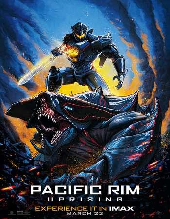 Pacific Rim Uprising 2018 Hindi Dual Audio 300MB HDCAM 480p