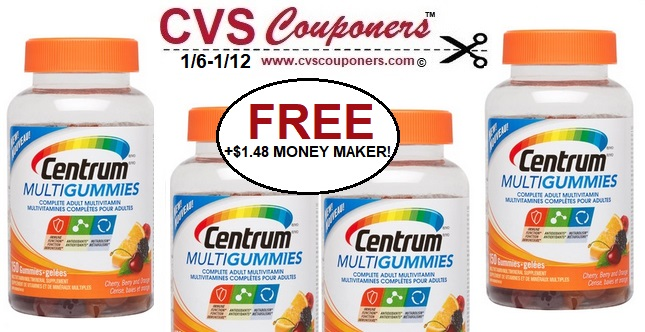 http://www.cvscouponers.com/2019/01/free-money-maker-centrum-multigummies-cvs.html