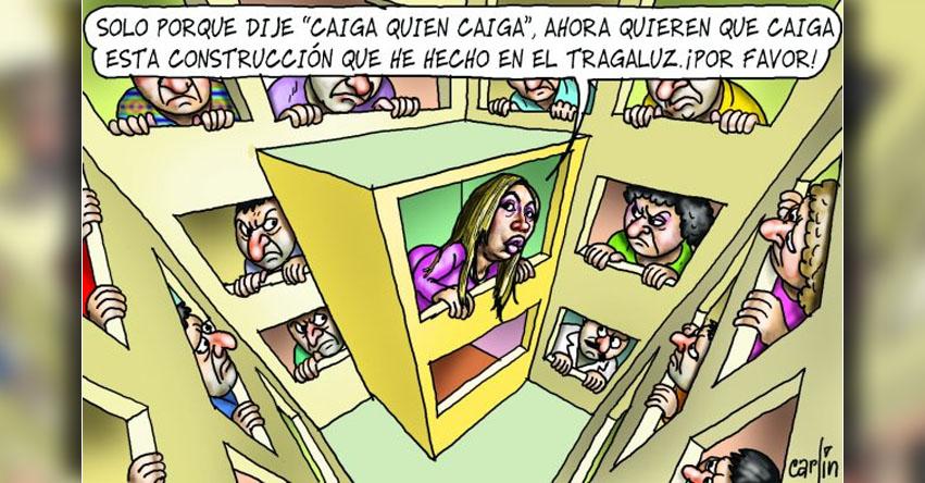 Carlincaturas Lunes 1 Mayo 2017 - La República