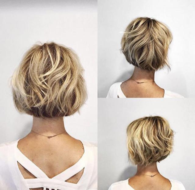 layered bob haircuts 2019