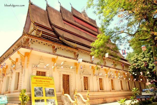 Laos Vientiane Blog