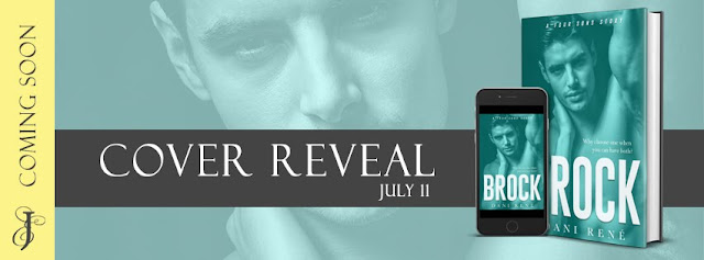 Cover Reveal for Brock by Dani René