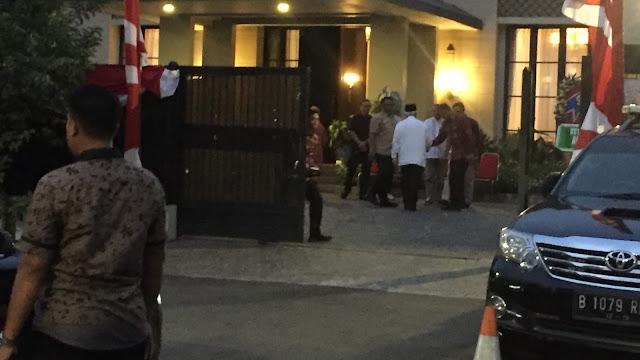 AHY Gelar Pengajian di Rumah SBY Sebelum Berangkat Haji