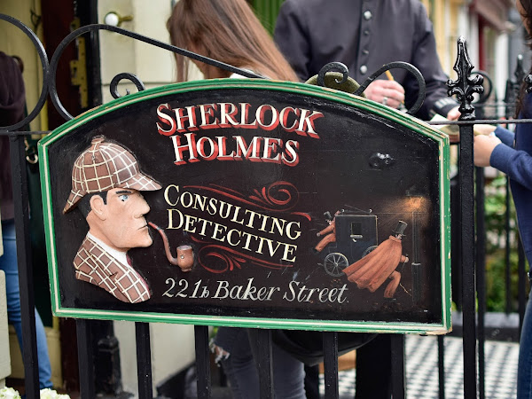 [London,UK] The Sherlock Holmes Museum