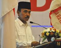 DPP Partai Gerindra Lantik Ridwan Hidayat Menjadi Ketua DPD Gerindra NTB