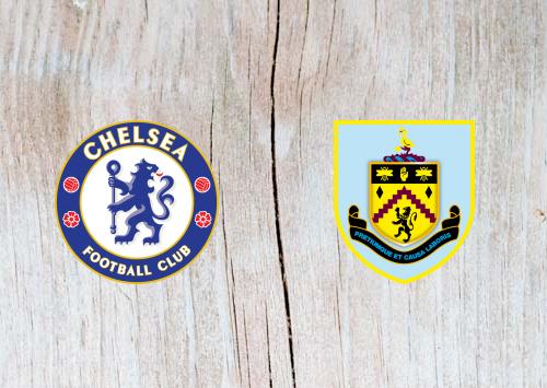 Chelsea vs Burnley Full Match & Highlights 22 April 2019