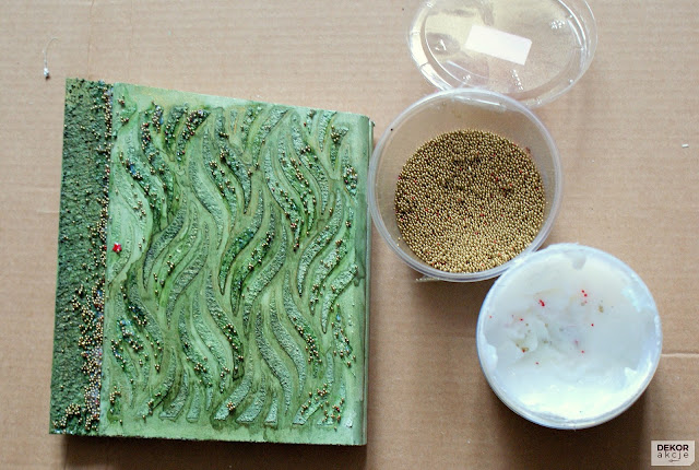 microbeads step by step tutorial