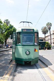 Citytrip voyage Rome capitale Italie Piazza Risorgimento