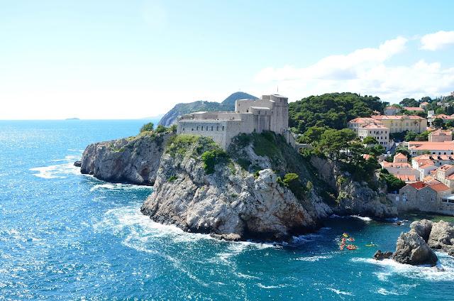 Forte Lovrijenac, Dubrovnik.