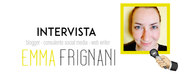 intervista emma frignani blogging web writing