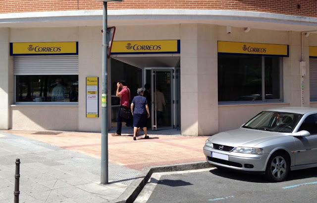 Barakaldo digital entra en servicio en zuazo la tercera for Horarios de oficina de correos