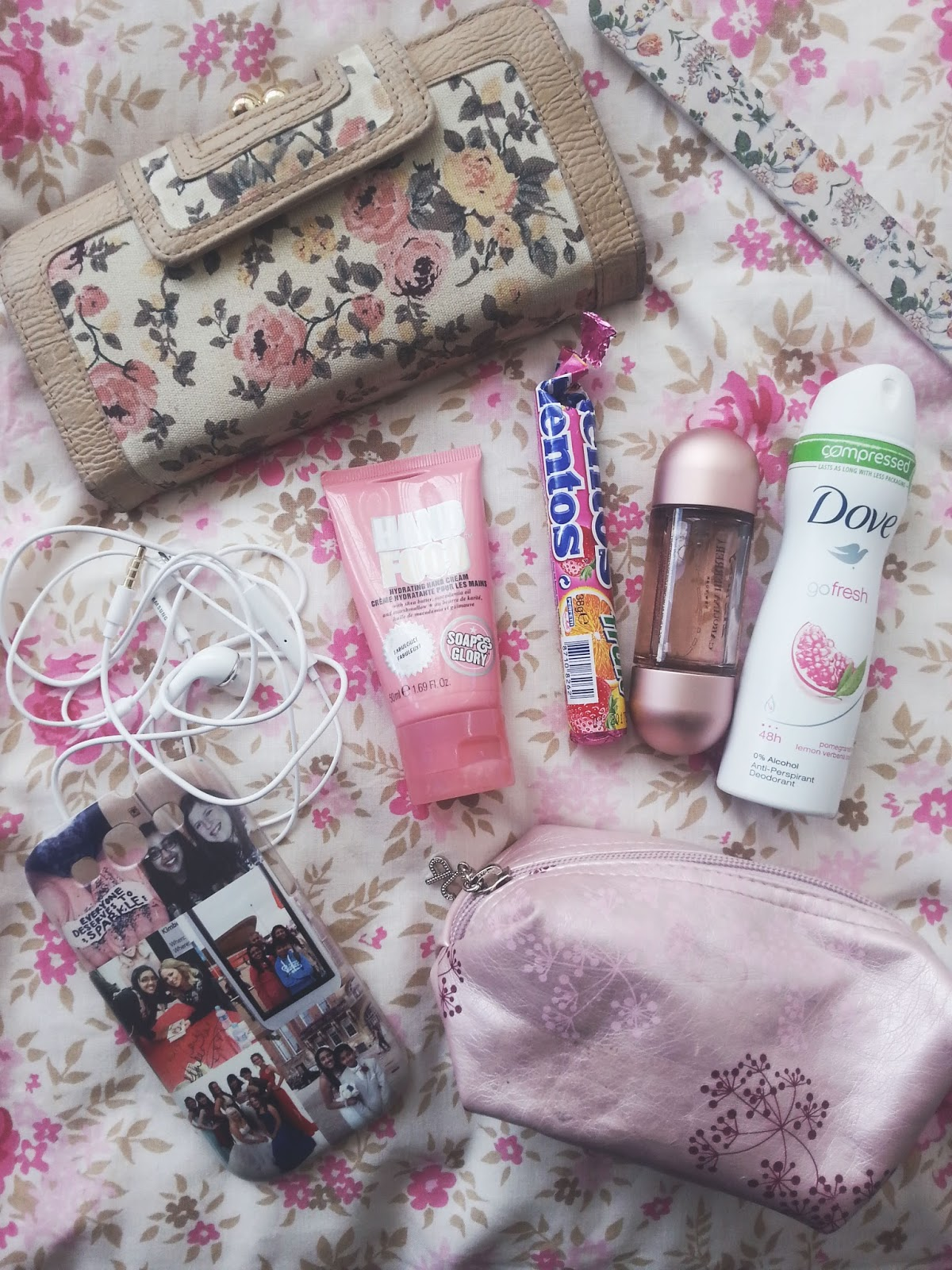 What's In My Handbag| Spring/Summer