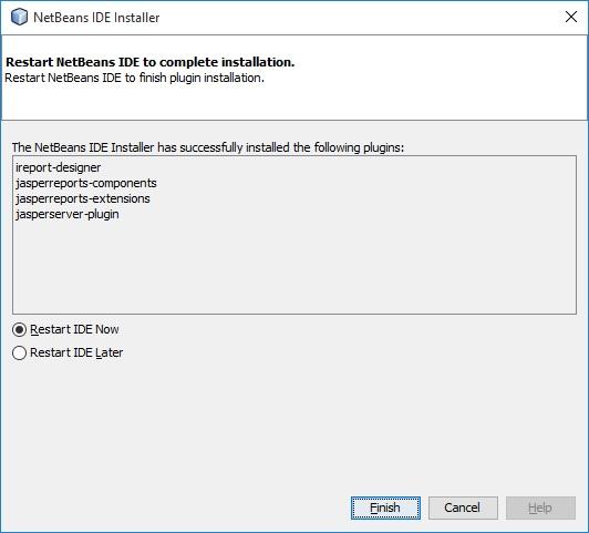 انشاء تقارير JasperReports مع iReport ...مقال 1 _ تثبيت الاضافات Plugins فى بيئة التطوير NetBeans  Jasper6