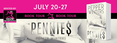 Blog Tour ~ Review: Pennies by Pepper Winters