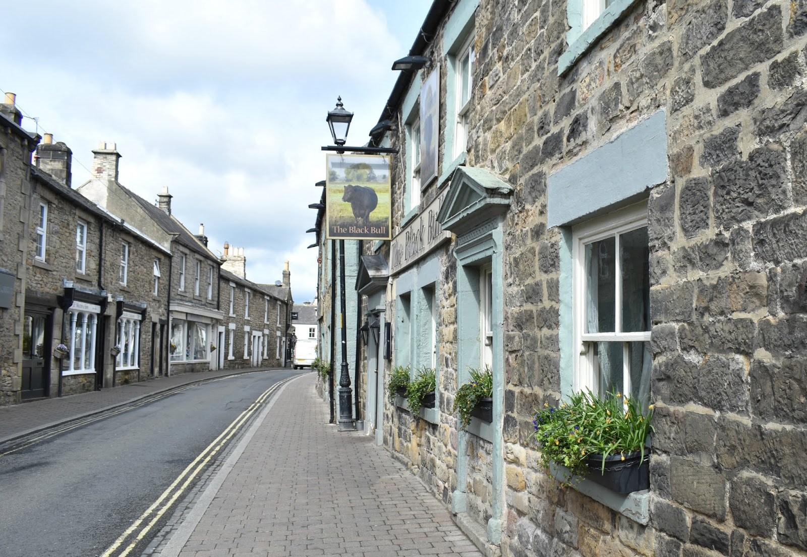 Cottages in Northumberland - Corbridge