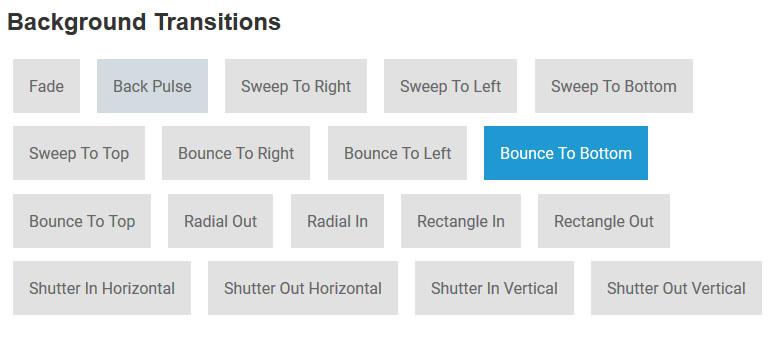 Tạo hiệu ứng nền động (Background Transitions) đẹp mắt khi rê chuột bằng CSS3