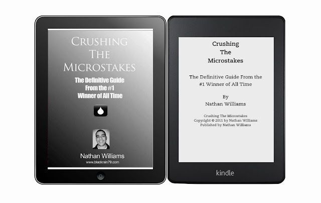 Crushing the Microstakes Nathan BlackRain79 Williams