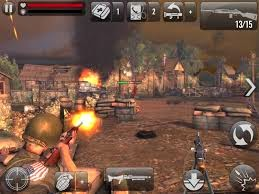 Download Frontline commando 2 Android Apk